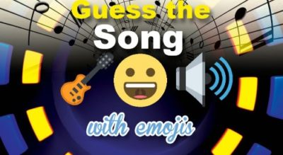 Guess the song with emojis