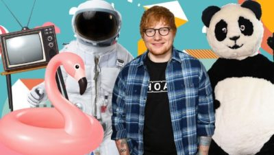 What would your Ed Sheeran collab look like?