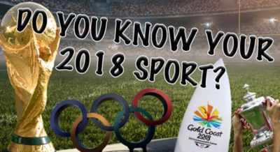Test your 2018 sports knowledge